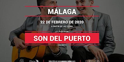 Concierto Son del Puerto en Pause&Play Plaza Mayor
