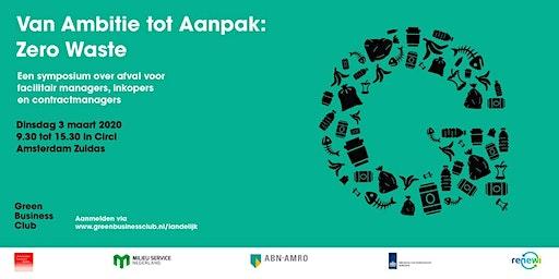 Van Ambitie tot Aanpak: Zero Waste