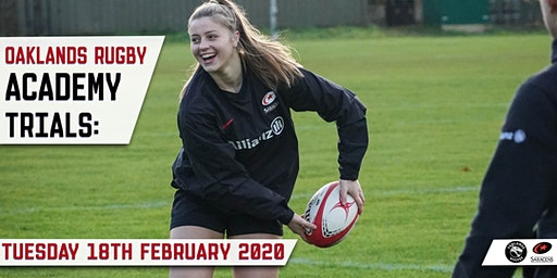 Oaklands Wolves Women's Rugby Academy Open Day