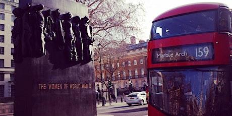 International Women's Day Women of Westminster Walking Tour tickets
