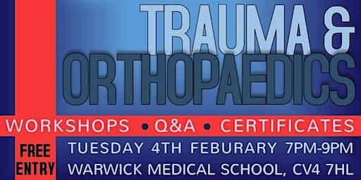 Trauma & Orthopaedics Night