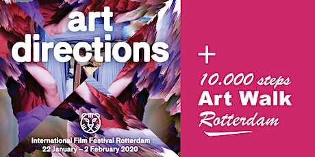 10.000 Steps Art Walk – special edition at IFFR tickets