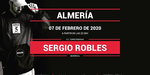 Sesión DJ Sergio Robles en Pause&Play Torrecárdenas