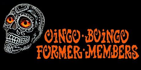 Oingo Boingo Former Members tickets