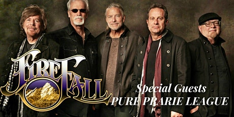 Firefall & Special Guests Pure Prarie League tickets