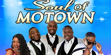 """""""Soul of Motown"""" tickets"""