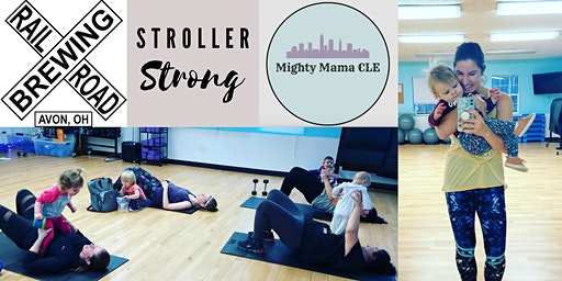 Stroller Strong [Family Fitness Class]
