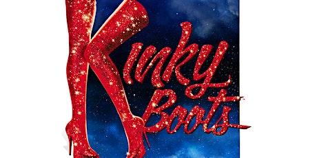 """Kinky Boots"" tickets"