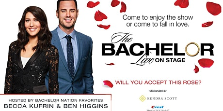 """The Bachelor Live on Stage"" tickets"