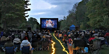Frozen 2 (PG) Outdoor Cinema Experience at Warwick Racecourse tickets