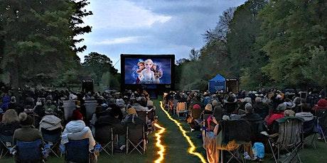 Frozen 2 (PG) Outdoor Cinema Experience at Warwick Racecourse tickets