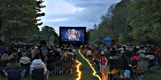 Frozen 2 (PG) Outdoor Cinema Experience at Warwick Racecourse