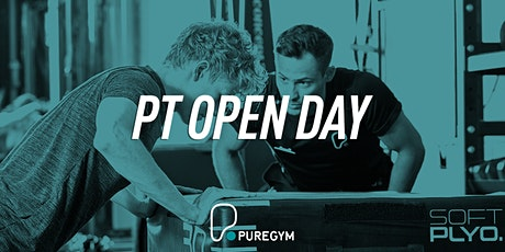 PT Open Day tickets