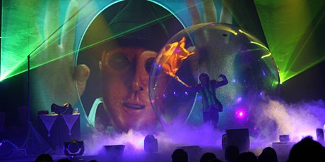 """B- The Underwater Bubble Show"" tickets"