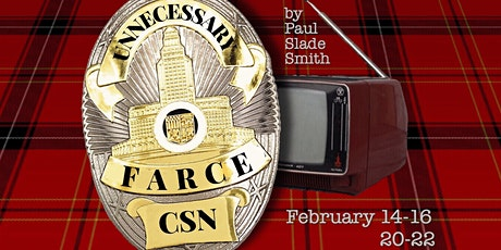 """Unnecessary Farce"" tickets"