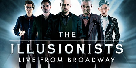 """The Illusionists"" tickets"