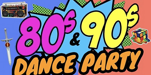 '80s & '90s New Years Eve Dance Party