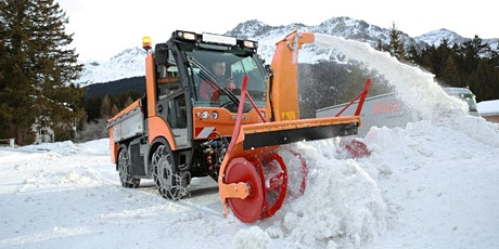 Hako Schweiz AG - Wintertraining tickets