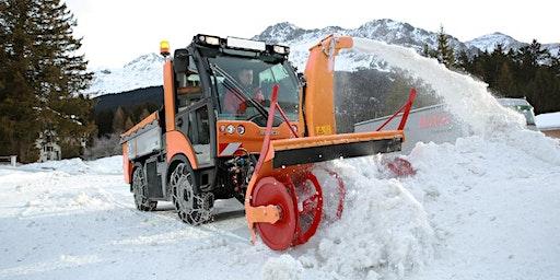 Hako Schweiz AG - Wintertraining