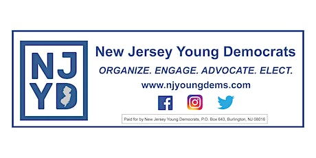 New Jersey Young Democrats Fundraiser tickets