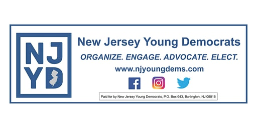 New Jersey Young Democrats Fundraiser