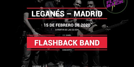 Concierto Flashback Band en Pause&Play Sambil entradas