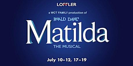"""Matilda the Musical"" tickets"