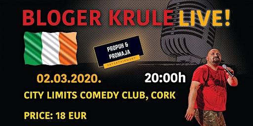 Bloger Krule - Cork