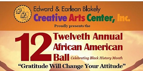 12th Annual African American Ball  tickets