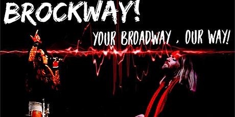 """PCPA Presents """"bROCKway!"""" tickets"""