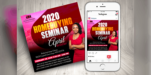 Leap into Your New Home 2020 Seminar