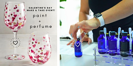 Galentine's Day Relaxation Event: Paint + Perfume! tickets