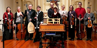 Voices of Music: Virtuoso Baroque Concertos