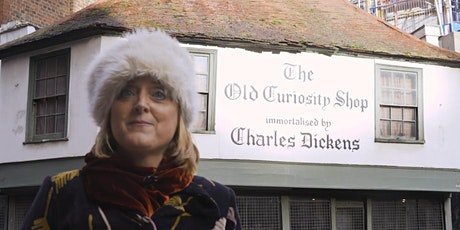 Dickens's London Legacy Walking Tour w/ Lucinda Dickens-Hawksley tickets