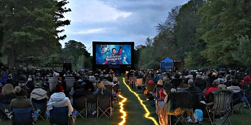 The Greatest Showman(PG)Bank Holiday Outdoor Cinema experience in Uttoxeter