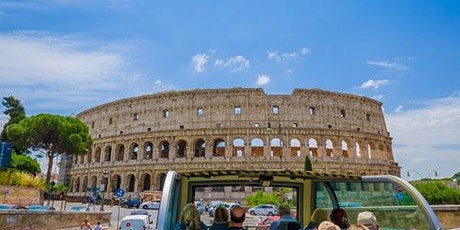 Hop-on Hop-off Bus and Boat Rome: 24-Hour tickets