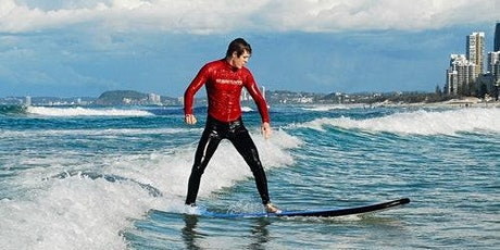 Two-Hour Surfing Lesson at Surfers Paradise tickets
