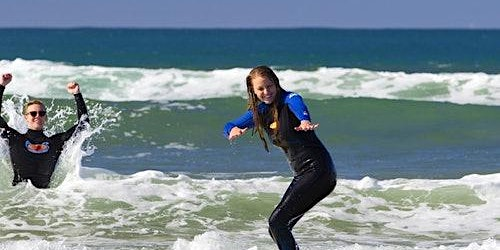 Two-Hour Surfing Lesson at Torquay