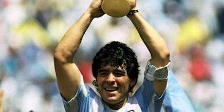 Diego Maradona Tour entradas