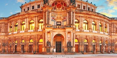 Semperoper & Dresden Old Town: German Guided Tour billets