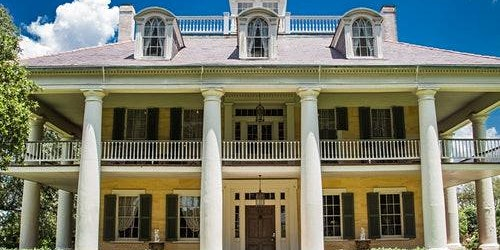 Houmas House Plantation: Guided Tour from New Orleans