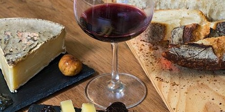 Cheese & Wine Tasting Bordeaux billets
