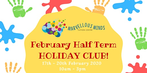 February Half Term Holiday Club Half Day Option