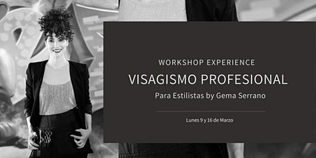 WORKSHOP VISAGISMO PROFESIONAL by Gema Serrano entradas