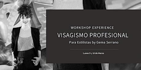 WORKSHOP VISAGISMO PROFESIONAL by Gema Serrano tickets