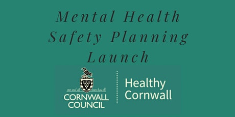 Safety Planning Launch Event - Penzance tickets