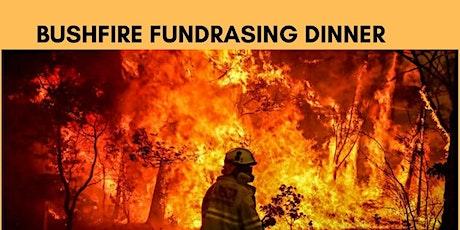 Bushfire Dinner Fundraiser tickets