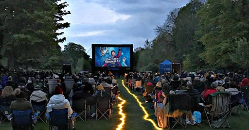 The Greatest Showman - Outdoor Cinema Experience at Haydock Park Racecourse