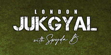 JukGyal in London March 2020! tickets