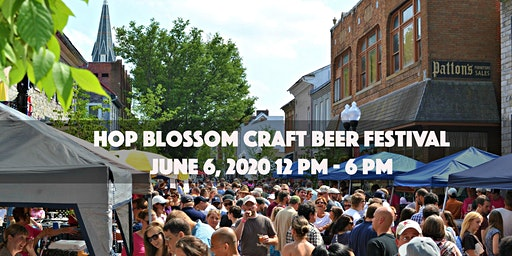 2020 Hop Blossom Craft Beer Festival